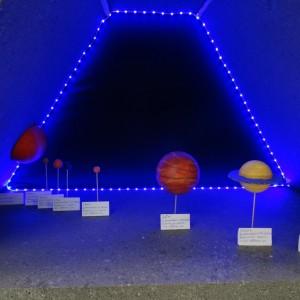 Sonnensystem von Christine und Luca